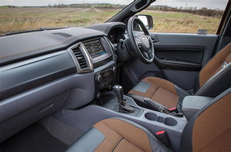 ford ranger interior ford ranger review 2017 autocar