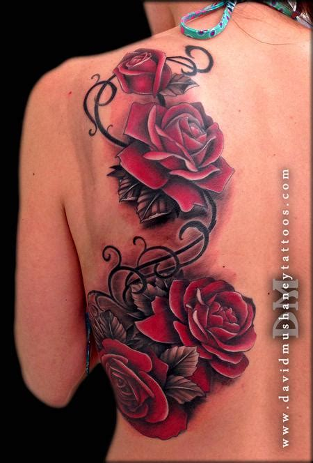 rebel rose tattoos rebel muse flower vine tattoos page 1
