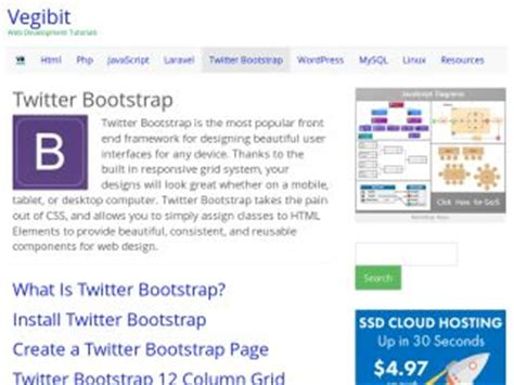 tutorial install bootstrap twitter bootstrap tutorials web development tutorials