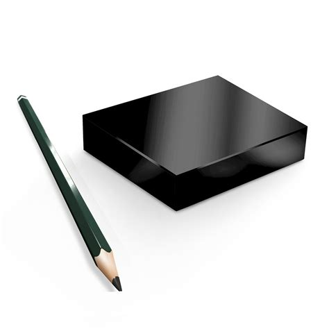 Magnet Black by Blackedition Neodym Magnete Quader N45 Schwarz Magnete