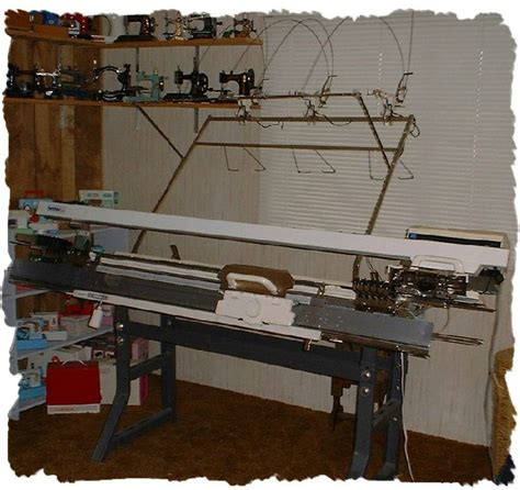 knitting machine stand 104 best knitting machines images on knitting