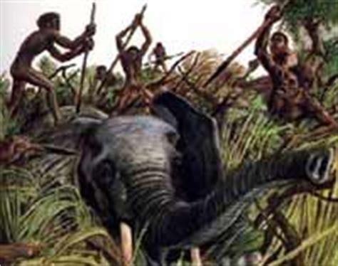 prehistory hunting kindergarten