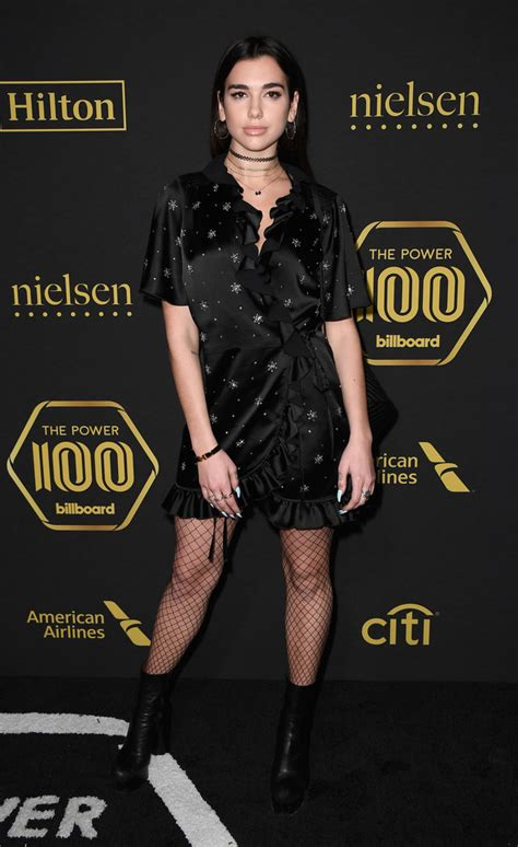 dua lipa red carpet dua lipa at billboard power 100 red carpet event in west