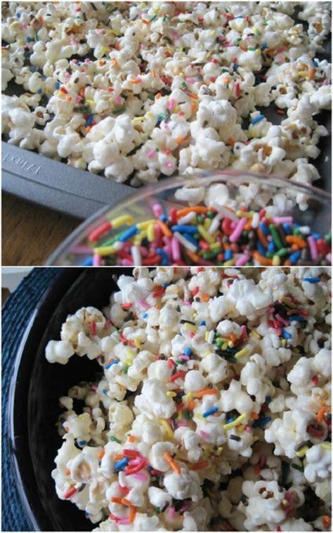 delicious homemade flavored popcorn recipes