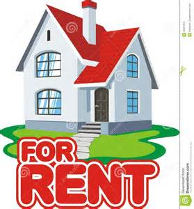 House For Rent Rental House Clipart Clipartsgram