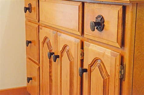 railroad spike cabinet pulls kitchen bath railroadware