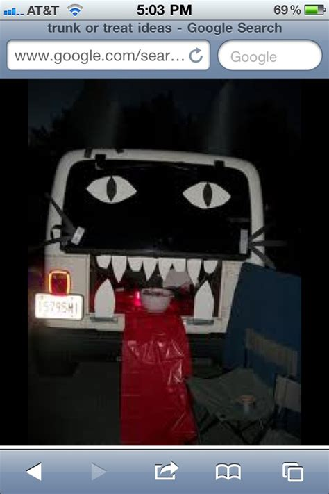 halloween tailgate themes 61 best trunk or treat images on pinterest halloween