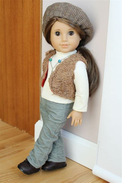 Clarisse S Closet by 57 Best Images About American Doll Vests Fur On Vests Dolls And Doll