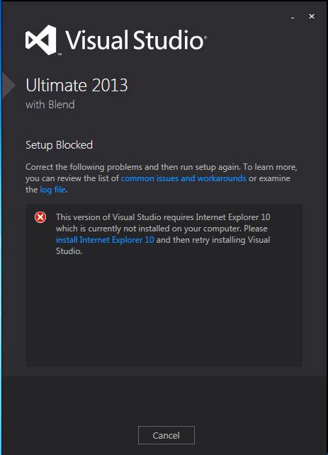 node js tutorial visual studio 2013 installing microsoft visual studio 2013