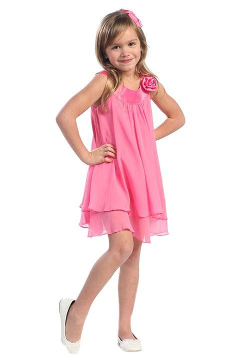 Yl Safira Dress chiffon flower dresses