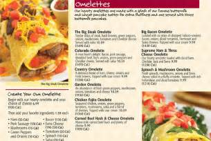 nutritional information on restaurant menus does it make