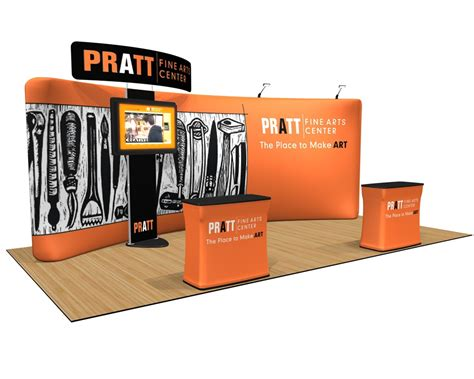 booth design job when trade show displays are customized they enable you