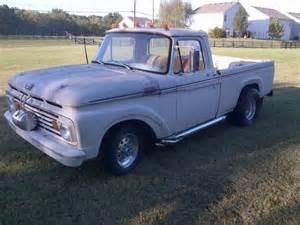 63 Ford Truck 63 Ford