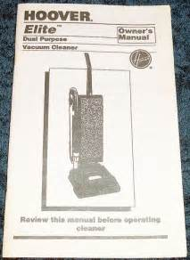Vaccum Cleaner Target Hoover Elite Vacuum Cleaner Manual 1 Flickr Photo