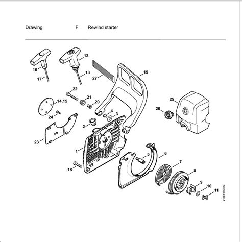 025 stihl chainsaw parts diagram stihl 025 chainsaw parts within diagram wiring and engine