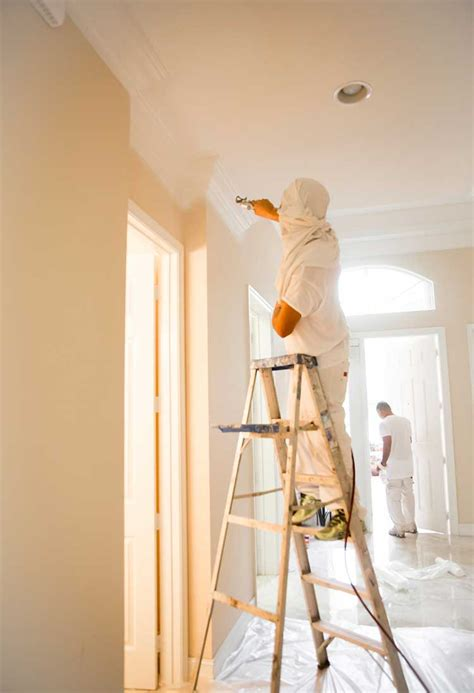 Interior Painting Service by Residential Painting House Painter Advanced Painting Service