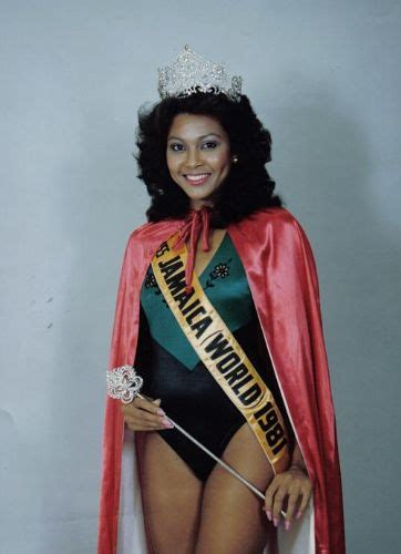 cathy levy miss jamaica jamaican beauties throughout the years ƹ ӂ ʒ the