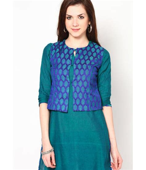 design house kurta online abhishti green solids cotton full long kurti price in