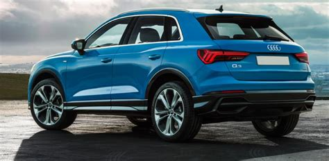 2020 Audi Q3 Release Date by 2020 Audi Q3 Release Date Interior And Redesign