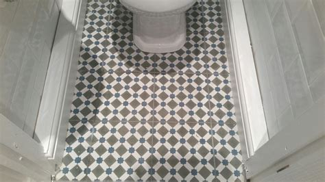 our cloakroom bathroom with pebble grey holly goes lightly