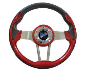 Custom Steering Wheels For Golf Carts Custom Bodies And Dashes For Golf Carts