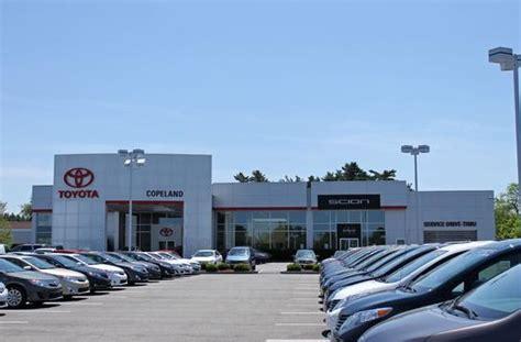 Massachusetts Toyota Dealers Copeland Toyota Brockton Ma 02301 Car Dealership And
