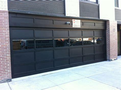 Aluminum Overhead Door Parking Facilities Christie Overhead Door New York