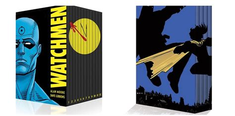 watchmen collectors edition box 1401270344 awesome new upcoming dc products comics amino