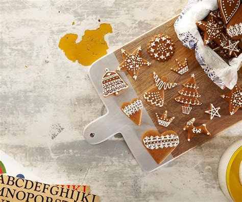 Baking Soda Edible 500g gingerbread biscuits recipe food to