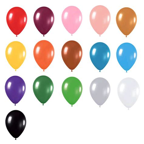 Balon Metalik 12 Inchi30cm 12 quot 2 8g metallic balloons 30cm balloons balloon accessories manufacturer from china
