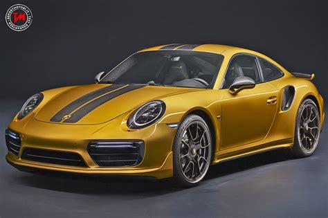 Porsche Exclusive by Porsche 911 Turbo S Exclusive Series Solo 500 Esemplari
