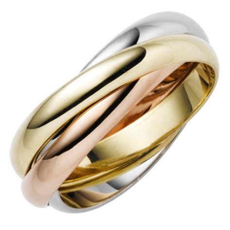 Rotgold Ring by Rotgold Damen Bappa Info
