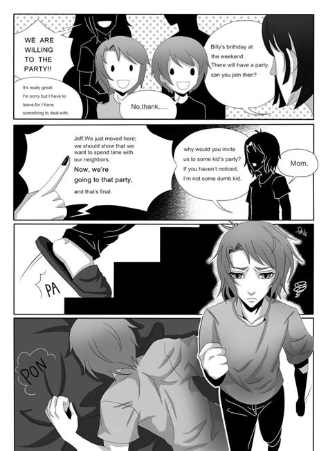 killer story jeff the killer story comic pag 4 by delucat on deviantart