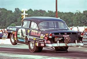 a look back at some of the early chevys that shaped drag