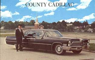 Cadillac County County Cadillac Limousine Service Advertising