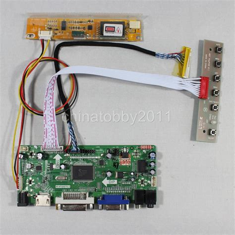 Lcd Controller Board hdmi vga dvi audio lcd controller board for lcd panel diy