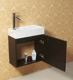 narrow bathroom sink vanity sink 20 quot small narrow black modern bathroom