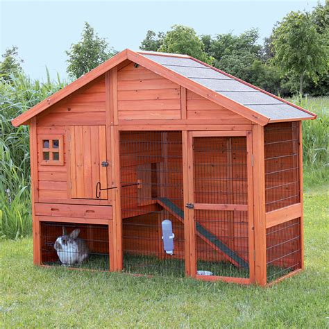 Bunny Hutch Rabbit Hutch Amanda