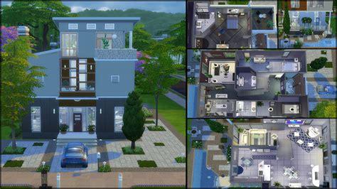 sims 3 modern house plans the sims 3 modern house floor plans
