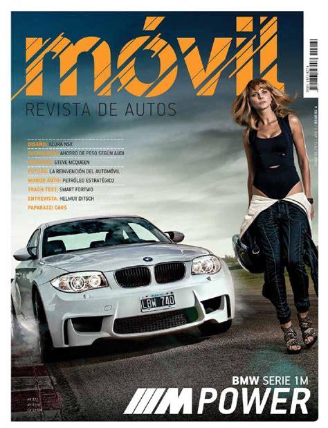 revista motor precios de vehiculos movil la revista de autos que no estabas esperando by