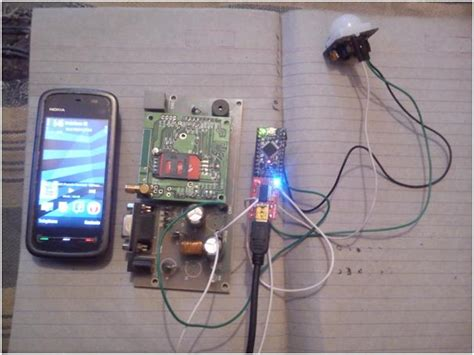 arduino based security system using gsm pir sensor