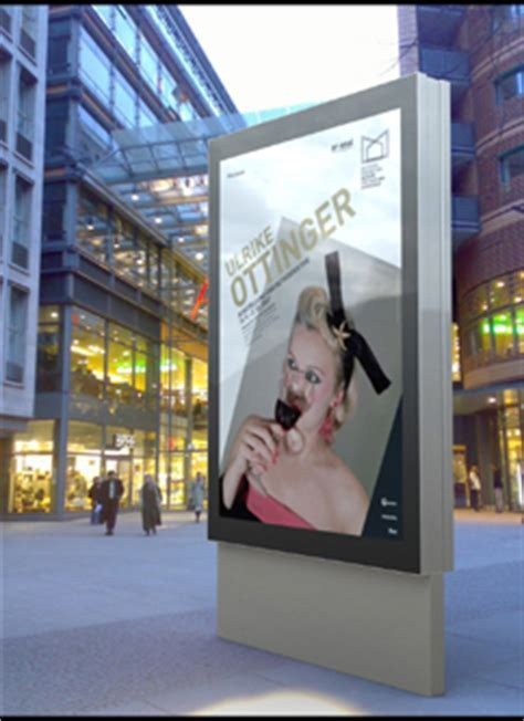 Outdoor Advertising Lightboxes & Out of Home Advertising