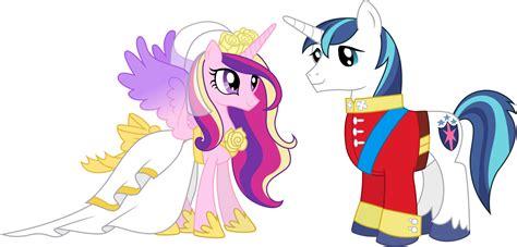 my little pony princess cadence shining armor princess cadance and shining armour 2 by 90sigma on
