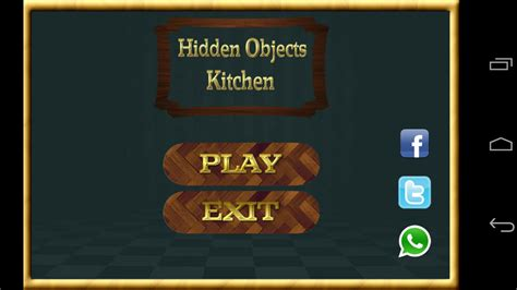 free objects for android object kitchen 3 android apps on play