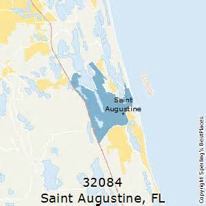 best places to live in augustine zip 32084 florida