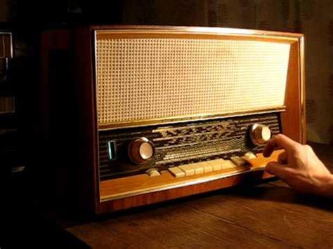 new year song radio radio telefunken largo 1961 1963 year