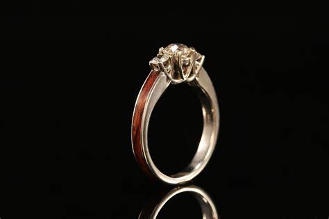 wood rings wedding promise engagement