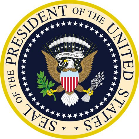 presidents of the united states ladawan seal of the president of the united states svg