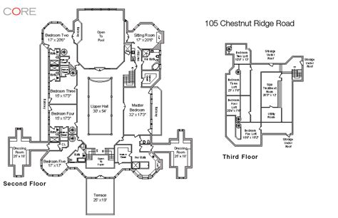 stone mansion floor plans more pics of 105 chestnut ridge in saddle river nj along