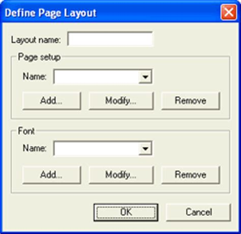 definition layout page working with page layouts